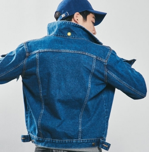 APB HAPPY DENIM JACKET