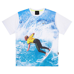 HAPPY BEACH WEAR 1/2 T(surfing pt)